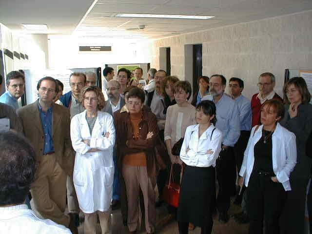 Reunión Comarcales La Plana 2000